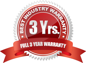 3 Year Product Warranty