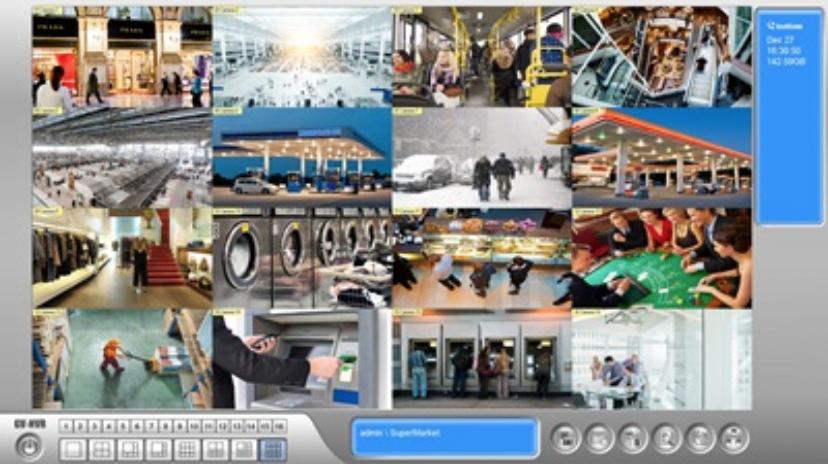 Geovision Surveillance VMS Features – Surveillance video